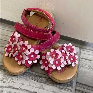 Baby Cherokee sandals
